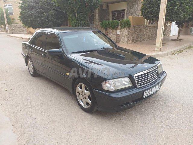 Voiture Mercedes benz Classe c 1999 au Maroc  Diesel  - 10 chevaux
