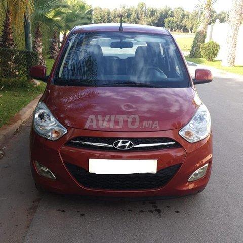 Voiture Hyundai I 10 2013 au Maroc  Essence  - 6 chevaux