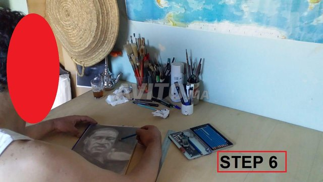 Artiste Peintre et sculpteur  - 7