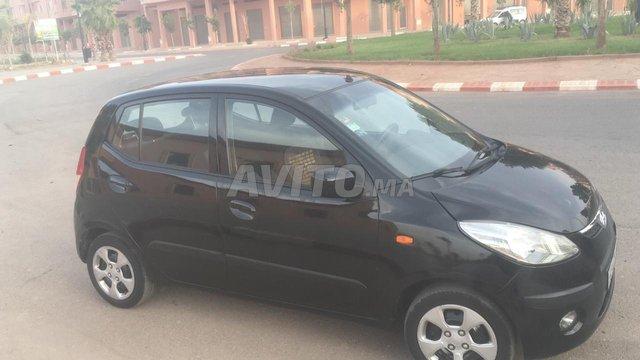 Voiture Hyundai I 10 2010 au Maroc  Essence  - 5 chevaux