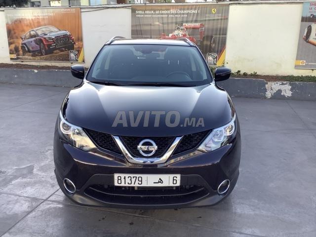 Voiture Nissan Qashqai 2016 au Maroc  Diesel