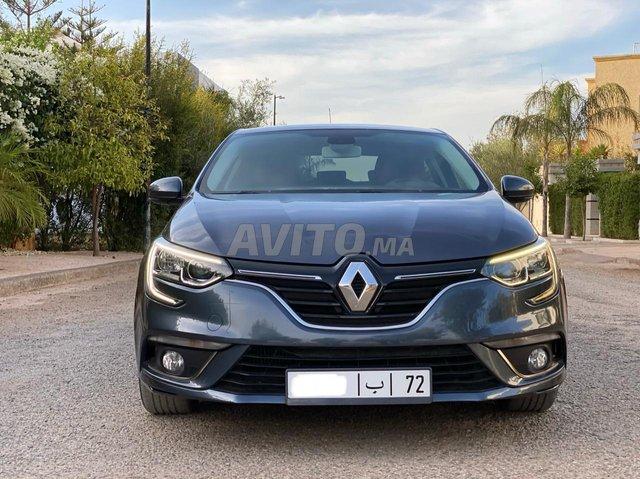 Voiture Renault Megane 2017 au Maroc  Diesel  - 6 chevaux