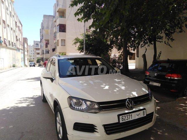 Voiture Volkswagen Touareg 2011 au Maroc  Diesel  - 11 chevaux