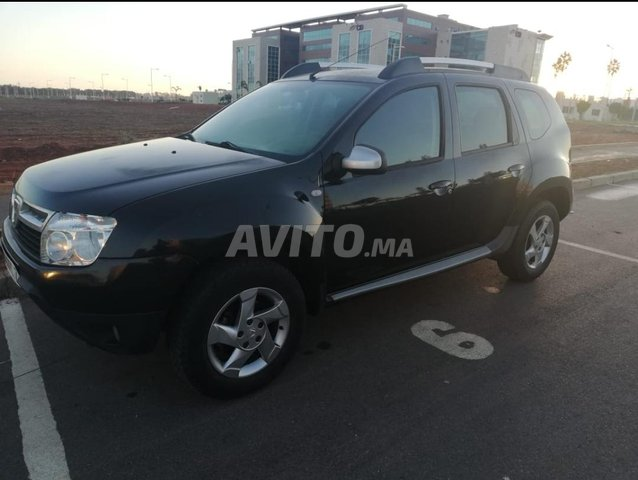 Voiture Dacia Duster 2012 au Maroc  Diesel  - 6 chevaux