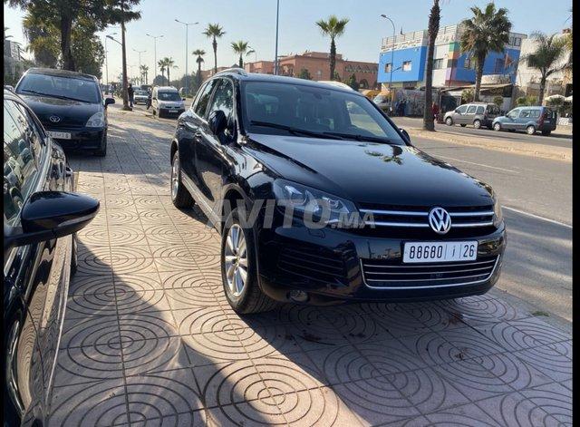 Voiture Volkswagen Touareg 2011 au Maroc  Diesel  - 12 chevaux