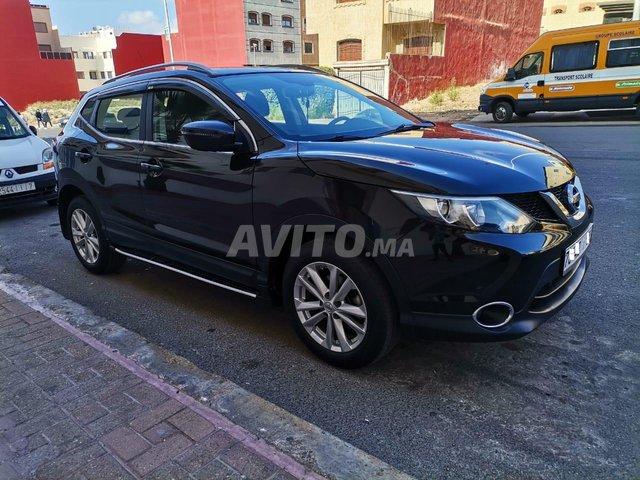 Voiture Nissan Qashqai 2016 au Maroc  Diesel  - 6 chevaux