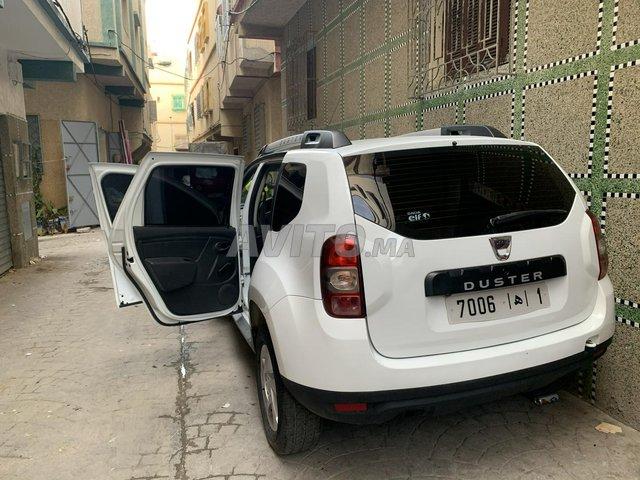 Voiture Dacia Duster 2014 au Maroc  Diesel  - 7 chevaux