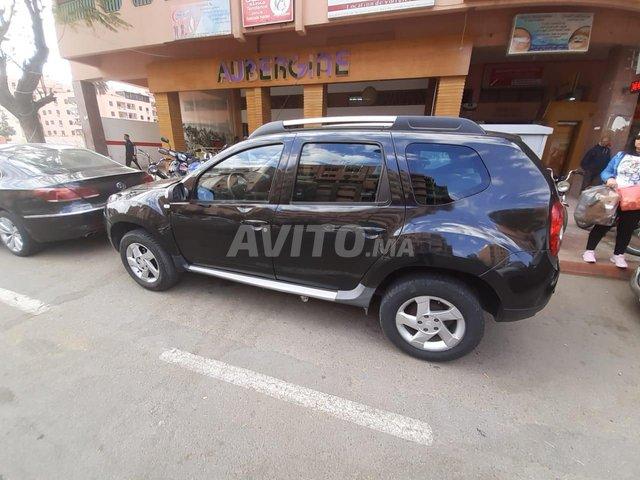 Voiture Dacia Duster 2013 au Maroc  Diesel