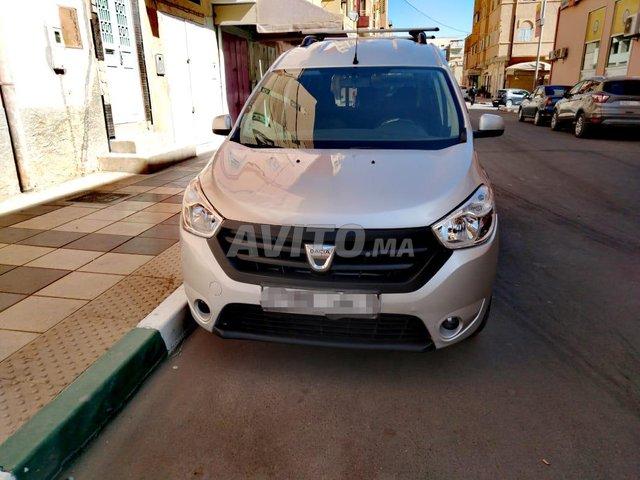 Voiture Dacia Dokker 2016 au Maroc  Diesel