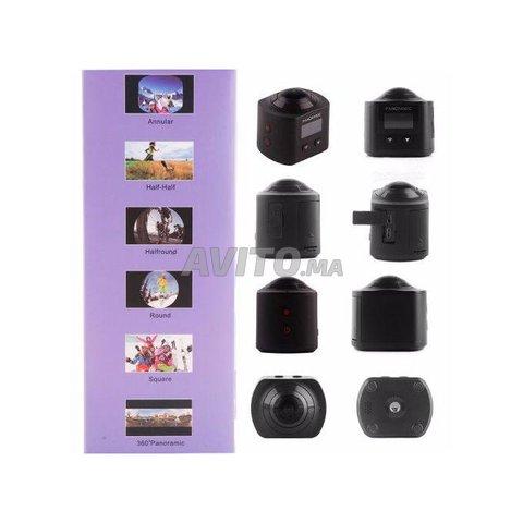 360 VR Sport Camera Panoramique - 2