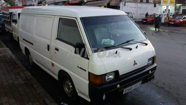 Voiture Mitsubishi L200 2008 au Maroc  Diesel  - 10 chevaux