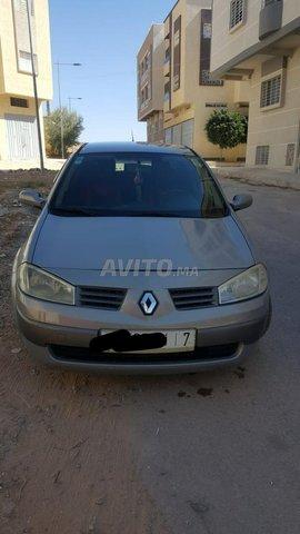 Voiture Renault Megane 2003 au Maroc  Essence  - 8 chevaux