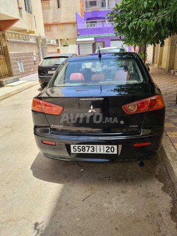 Voiture Mitsubishi Lancer 2012 au Maroc  Diesel  - 8 chevaux