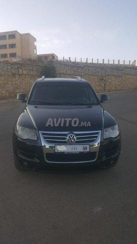 Voiture Volkswagen Touareg 2010 au Maroc  Diesel  - 11 chevaux