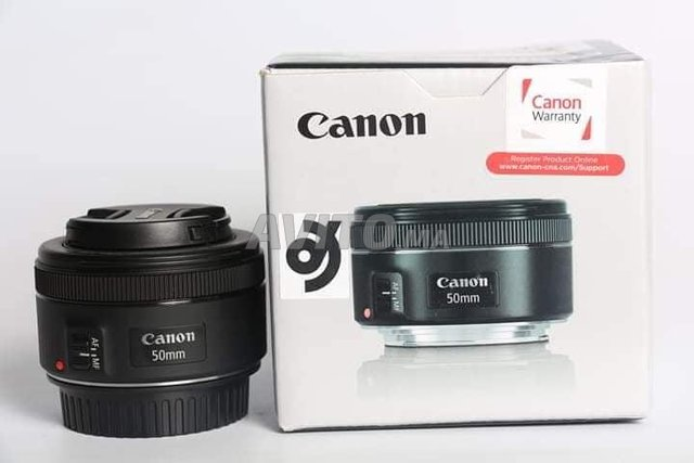 Canon 50mm 1.8 STM neuf Promotion Midox SHOP - 1
