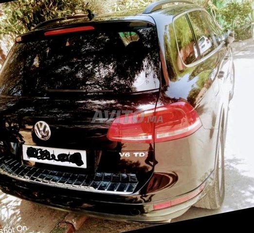 Voiture Volkswagen Touareg 2014 au Maroc  Diesel  - 12 chevaux