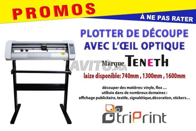 Plotter optique marque TENETH ref 74cm - 1