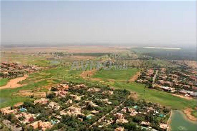 Vente villa 850mc à Amelkis Marrakech  - 1