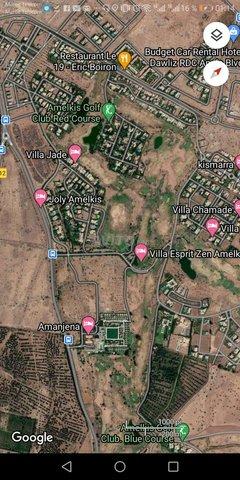 Vente villa 850mc à Amelkis Marrakech  - 2