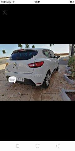Voiture Renault Clio 2017 au Maroc  Diesel  - 6 chevaux