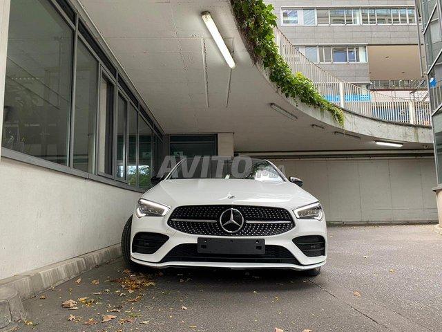 Voiture Mercedes benz Classe cla 2020 au Maroc  Diesel