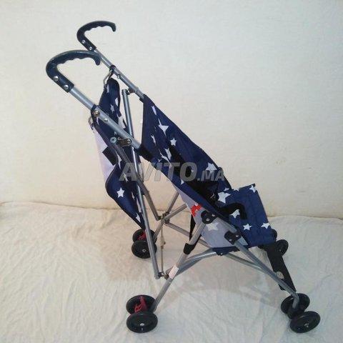 Poussette bébé Pliable neuf parapluie  - 5