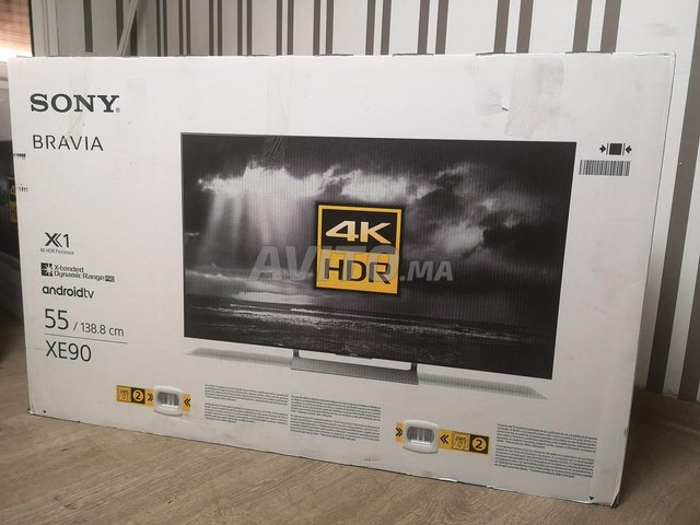 sony TV kd55xe9005 4k serie 9 android iptv europe  - 2