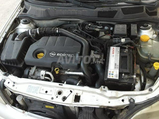 Voiture Opel Astra 2007 au Maroc  Diesel  - 7 chevaux