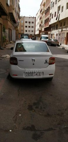Voiture Dacia Logan 2014 au Maroc  Diesel