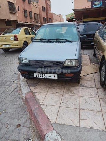 Voiture Suzuki Maruti 2006 au Maroc  Essence  - 5 chevaux