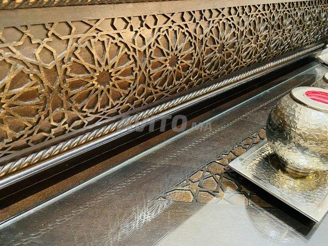 Salon marocain complet en excellent état - 4