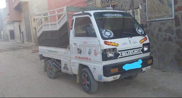 Voiture Suzuki Carry 1999 au Maroc  Essence