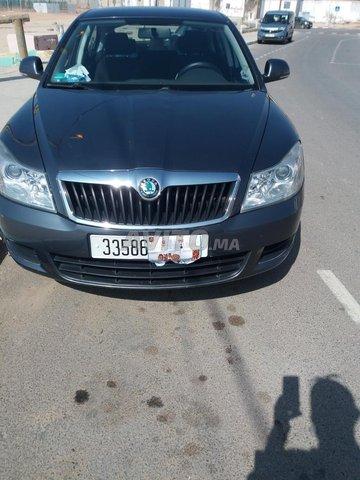Voiture Skoda Octavia 2012 au Maroc  Diesel  - 8 chevaux