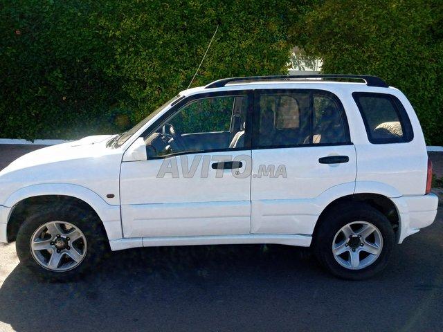 Voiture Suzuki Grand vitara 2002 au Maroc  Diesel  - 8 chevaux
