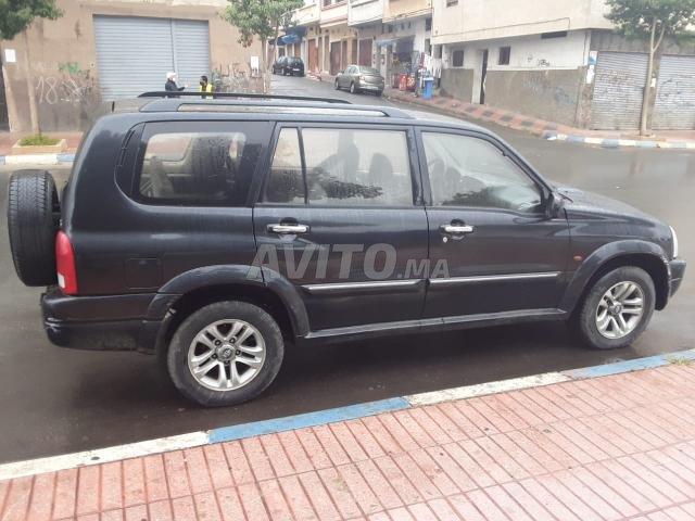 Voiture Suzuki Grand vitara 2005 au Maroc  Diesel  - 8 chevaux