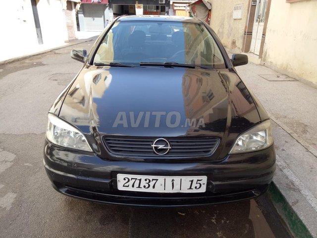 Voiture Opel Astra 2003 au Maroc  Diesel  - 7 chevaux
