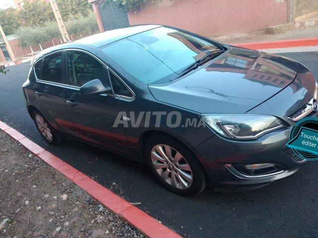 Voiture Opel Astra 2015 au Maroc  Diesel  - 7 chevaux
