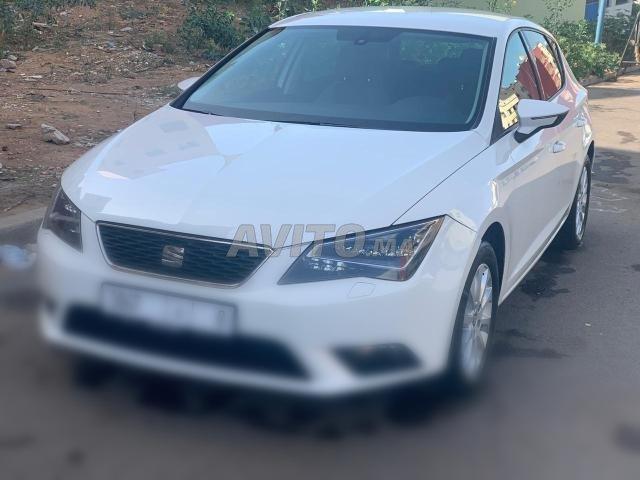 Voiture Seat Leon 2017 au Maroc  Diesel  - 6 chevaux