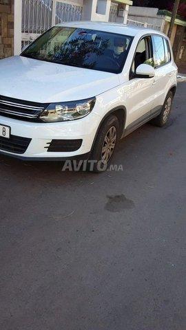 Voiture Volkswagen Tiguan 2015 au Maroc  Diesel