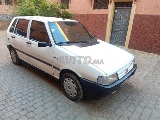 Voiture Fiat Uno 1996 au Maroc  Diesel