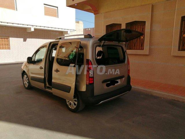 Voiture Citroen Berlingo 2012 au Maroc  Diesel  - 6 chevaux
