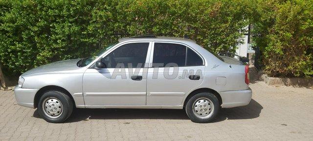 Voiture Hyundai Accent 2005 au Maroc  Diesel  - 6 chevaux