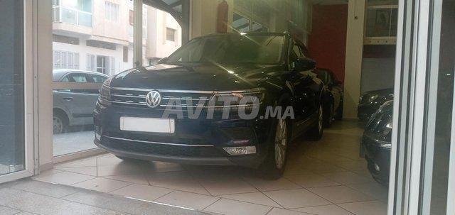 Voiture Volkswagen Tiguan 2017 au Maroc  Diesel  - 8 chevaux