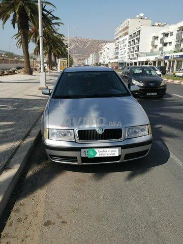 Voiture Skoda Octavia 2004 au Maroc  Diesel  - 8 chevaux