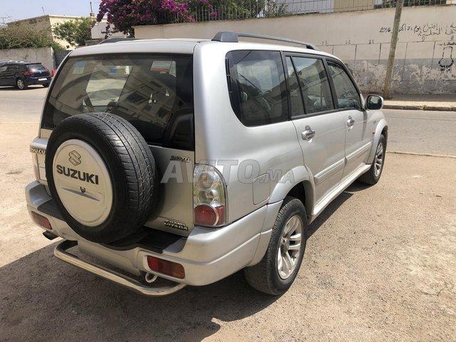 Voiture Suzuki Grand vitara 2006 au Maroc  Diesel  - 8 chevaux