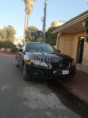 Voiture Seat Exeo 2010 au Maroc  Diesel  - 8 chevaux