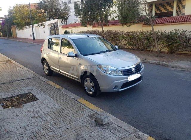 Voiture Dacia Sandero 2013 au Maroc  Diesel  - 6 chevaux