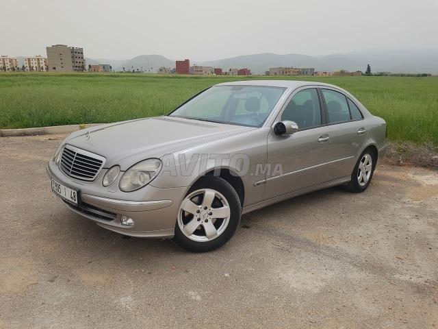 Voiture Mercedes benz 220 2005 au Maroc  Diesel  - 9 chevaux