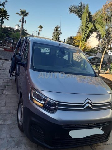 Voiture Citroen Berlingo 2019 au Maroc  Diesel  - 6 chevaux