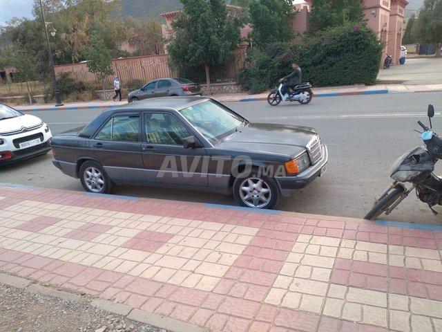 Voiture Mercedes benz R190 1987 au Maroc  Diesel  - 8 chevaux